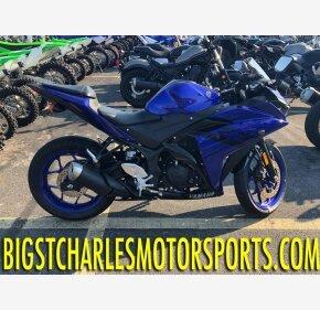 2018 Yamaha YZF-R3 for sale 200798515