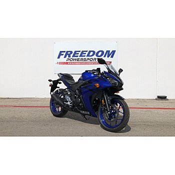 2018 Yamaha YZF-R3 for sale 200830169