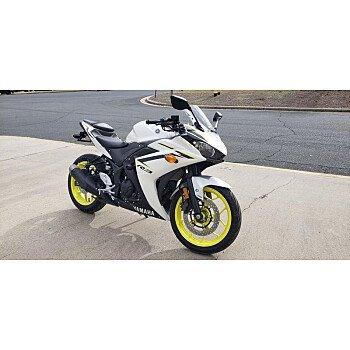 2018 Yamaha YZF-R3 for sale 200840801