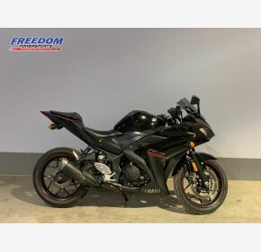 2018 Yamaha YZF-R3 for sale 201004072