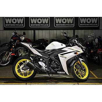 2018 Yamaha YZF-R3 for sale 201071762