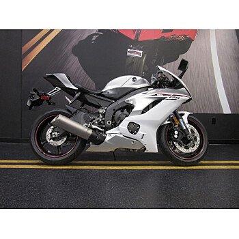 2018 Yamaha YZF-R6 for sale 200542530