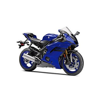 2018 Yamaha YZF-R6 for sale 200547201