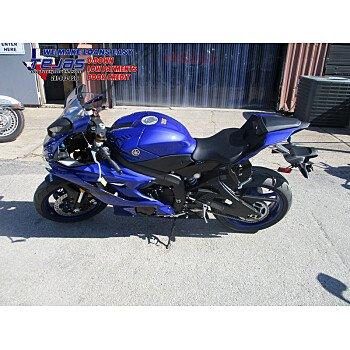 2018 Yamaha YZF-R6 for sale 200584576