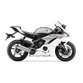 2018 Yamaha YZF-R6 for sale 200601839