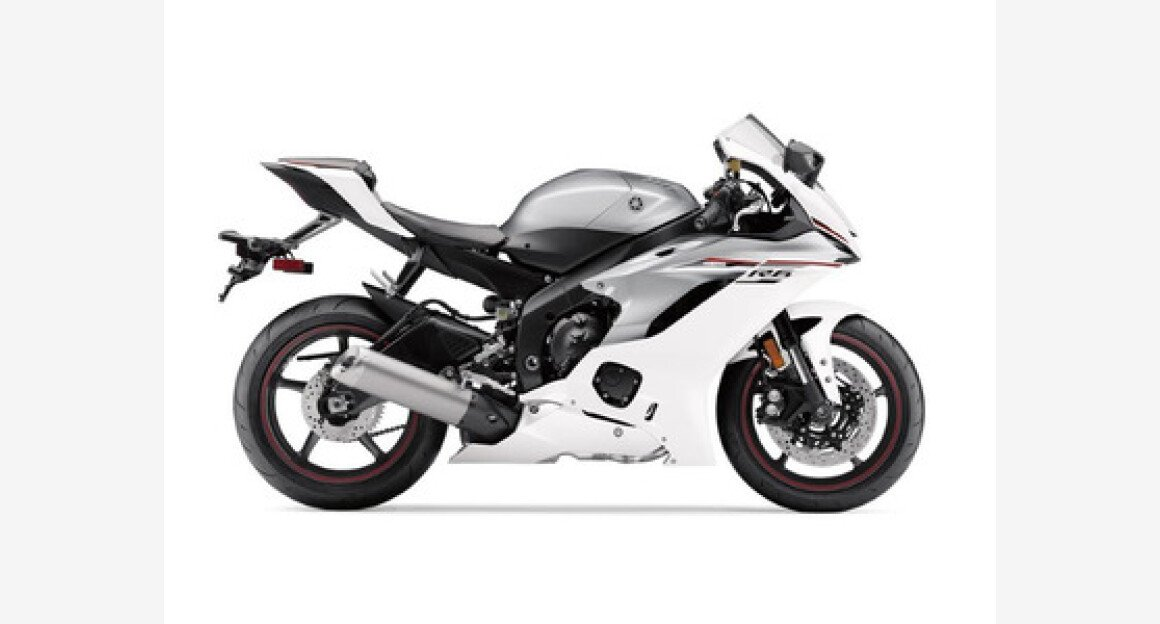 2018 Yamaha YZF-R6 for sale 200601842