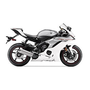2018 Yamaha YZF-R6 for sale 200601843