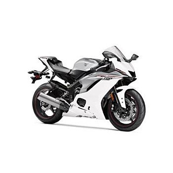 2018 Yamaha YZF-R6 for sale 200606981