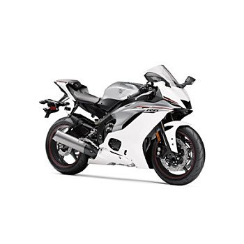 2018 Yamaha YZF-R6 for sale 200621905