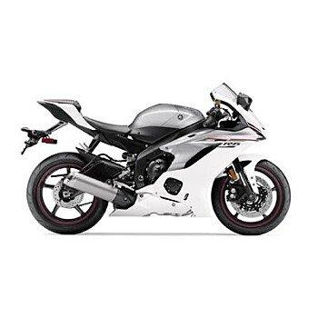 2018 Yamaha YZF-R6 for sale 200627496