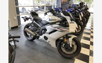 2018 Yamaha YZF-R6 for sale 200630522