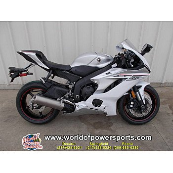 2018 Yamaha YZF-R6 for sale 200636913