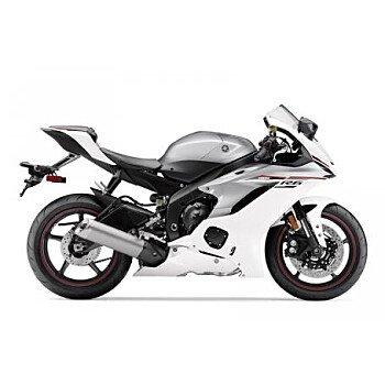 2018 Yamaha YZF-R6 for sale 200641840