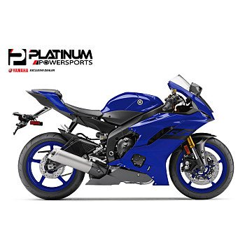 2018 Yamaha YZF-R6 for sale 200654938