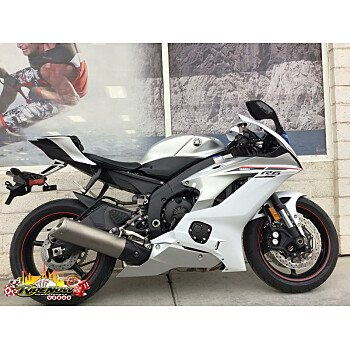 2018 Yamaha YZF-R6 for sale 200673470