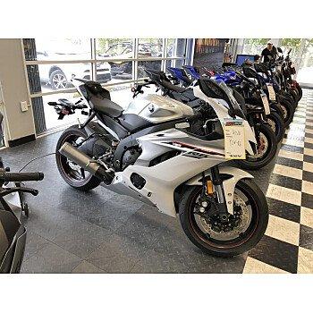 2018 Yamaha YZF-R6 for sale 200676686