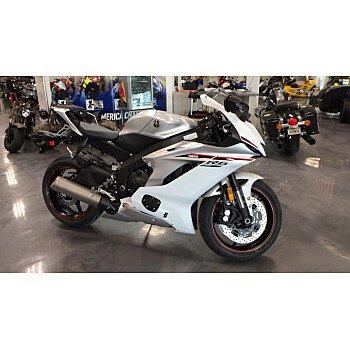 2018 Yamaha YZF-R6 for sale 200679148