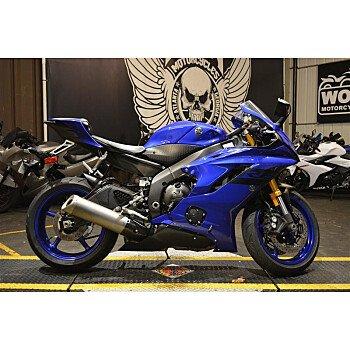 2018 Yamaha YZF-R6 for sale 200708677