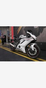 2018 Yamaha YZF-R6 for sale 200519247