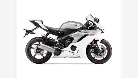 2018 Yamaha YZF-R6 for sale 200601840