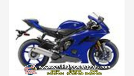 2018 Yamaha YZF-R6 for sale 200637108