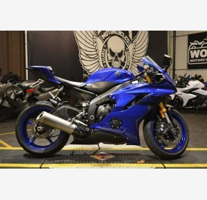 2018 Yamaha YZF-R6 for sale 200708677