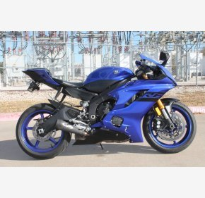 2018 Yamaha YZF-R6 for sale 200794562