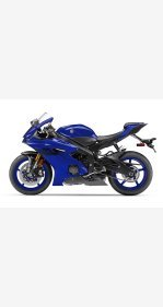 2018 Yamaha YZF-R6 for sale 200794562