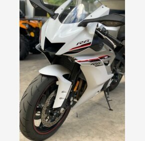 2018 Yamaha YZF-R6 for sale 200807953