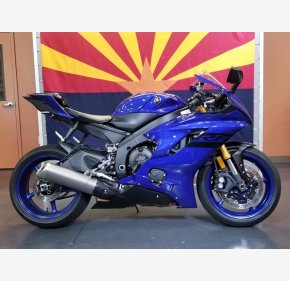 2018 Yamaha YZF-R6 for sale 200810126