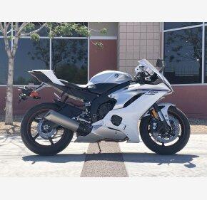 2018 Yamaha YZF-R6 for sale 200930152