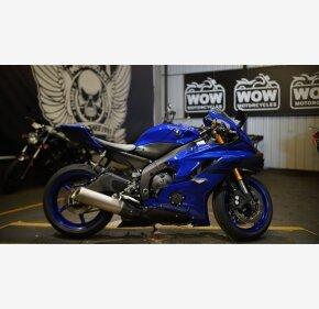 2018 Yamaha YZF-R6 for sale 200938842