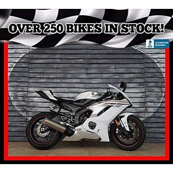 2018 Yamaha YZF-R6 for sale 200946130
