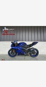 2018 Yamaha YZF-R6 for sale 201026207