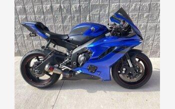 2018 Yamaha YZF-R6 for sale 201120569