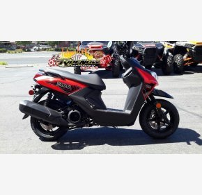 2018 Yamaha Zuma 125 for sale 200525081