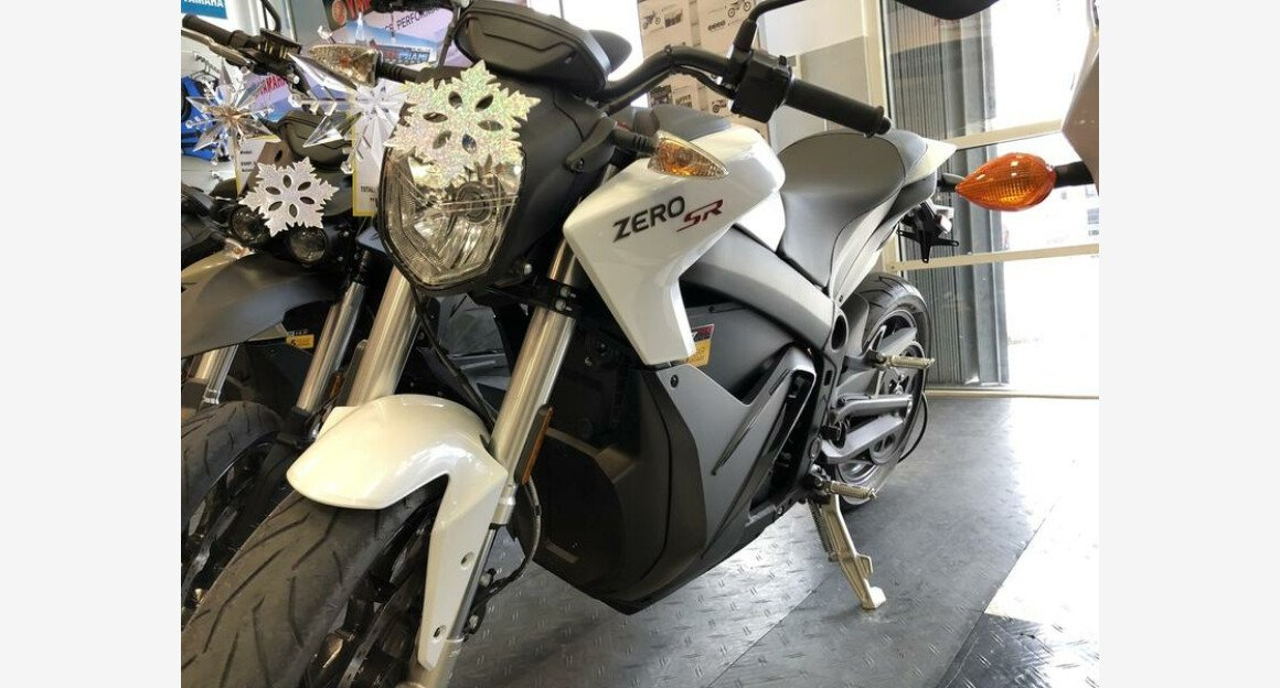 2018 Zero Motorcycles SR ZF14.4 for sale 200545539