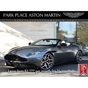 2019 Aston Martin DB11 Volante for sale 101020776