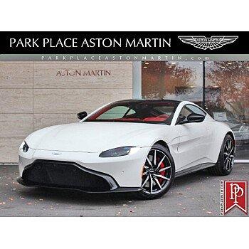 2019 Aston Martin Vantage Coupe For Sale Near Bellevue Washington