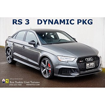 2019 Audi RS3 for sale 101474428
