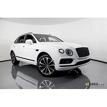 2019 Bentley Bentayga for sale 101188453