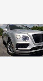 2019 Bentley Bentayga for sale 101367344
