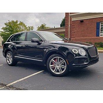 2019 Bentley Bentayga for sale 101604228