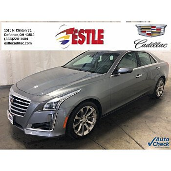 2019 Cadillac CTS for sale 101601958