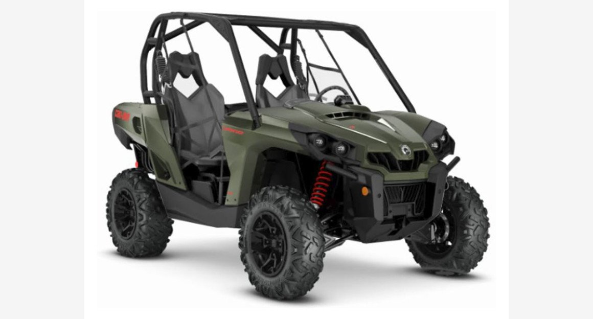 2019 Can-Am Commander 1000R for sale 200618591