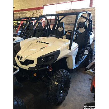 2019 Can-Am Commander 800R for sale 200622111