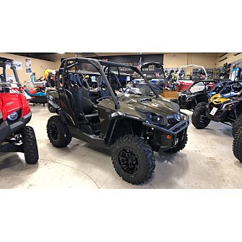 2019 Can-Am Commander 800R XT for sale 200832334