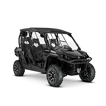 2019 Can-Am Commander MAX 1000R Limited for sale 200778961
