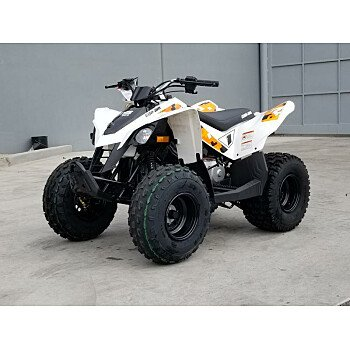 2019 Can-Am DS 70 for sale 200662689
