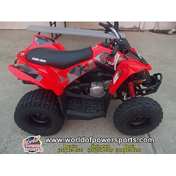 2019 Can-Am DS 70 for sale 200663888